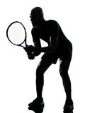 Man tennis player Stock Images
