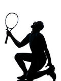 Man tennis player Royalty Free Stock Images