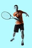Man, tennis player Stock Photography