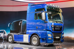 MAN TGX truck Royalty Free Stock Photography