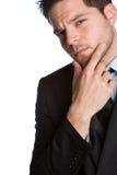 Man Thinking Stock Images