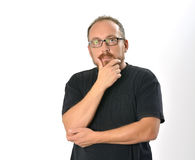 Free Man Thinking Stock Photos - 32300083