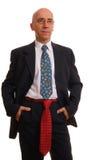 Man with ties stock photos