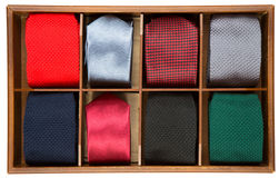 Man ties Royalty Free Stock Images
