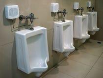 Man toilet Royalty Free Stock Photo