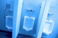 Man toilet Royalty Free Stock Image