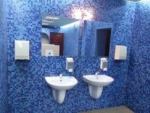 Man toilet Royalty Free Stock Photos