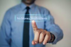 No money, no problems Stock Photos