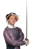 Man in TudorCostume Stock Photos