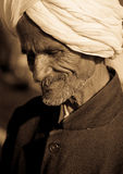 Man in a turban Royalty Free Stock Photo