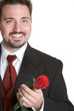 Man in Tuxedo Stock Photography