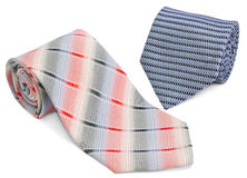 Man two ties Stock Photography
