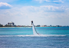 Water Jet Pack Royalty Free Stock Images