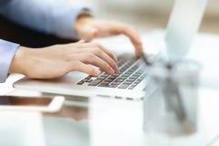 Man using laptop connecting wifi Royalty Free Stock Photo