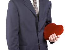Man With Valentine Stock Photos