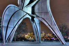 Man vid Calders Royaltyfri Fotografi