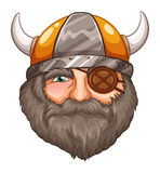 Man Viking Stock Photo