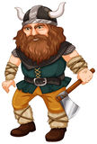 Man viking Stock Images