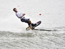 Man Wakeboard Tricks Stock Photos