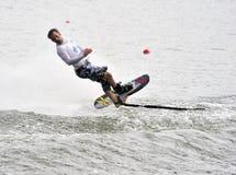 Man Wakeboard Tricks Stock Photos