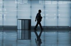 Man walking Stock Photography