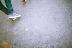 Man Walking Stock Photo
