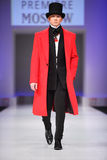 Man wear coat and top hat from S.Zaytzev Stock Photography