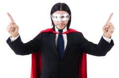 Man wearing red clothing Royalty Free Stock Photos