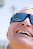 Man wearing sunglasses Stock Photos