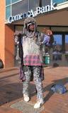 USA, AZ/Tempe: Festival Entertainert - Urban Warrior Stock Image