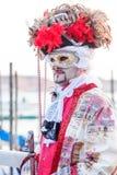 Venice Mask at the Carnival, Venice, Italy stock photography