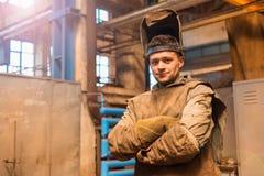 Man welding Royalty Free Stock Photo