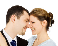 Man & woman Stock Images