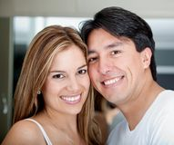 Man with a woman Royalty Free Stock Images