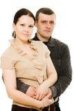 Man and woman Stock Photos