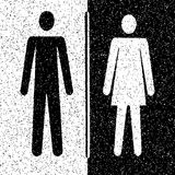 Man and woman Royalty Free Stock Image