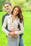 Man and woman Royalty Free Stock Photos