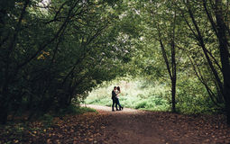 Man and woman. A men and women who loved each other Stock Image