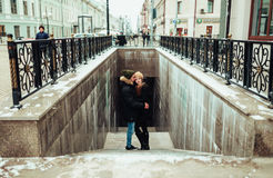 Man and woman. A men and women who loved each other Royalty Free Stock Photography