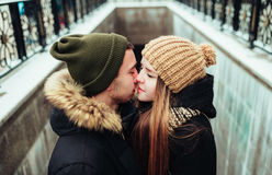 Man and woman. A men and women who loved each other Stock Photo
