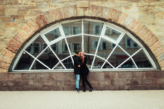Man and woman. A men and women who loved each other Royalty Free Stock Image