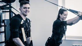 EMS suspension training