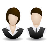 Man and women Stock Image