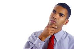 Man Wondering Stock Photos