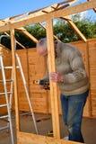 Man at work. DIY Stock Photos