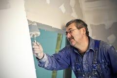 Man at work Royalty Free Stock Images