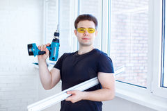 Man worker Royalty Free Stock Photography