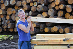 A man working Stock Images