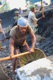 Men working Stock Images