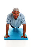 Man Working Out Royalty Free Stock Image
